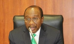 Stable exchange rate best choice for Nigeria – Emefiele