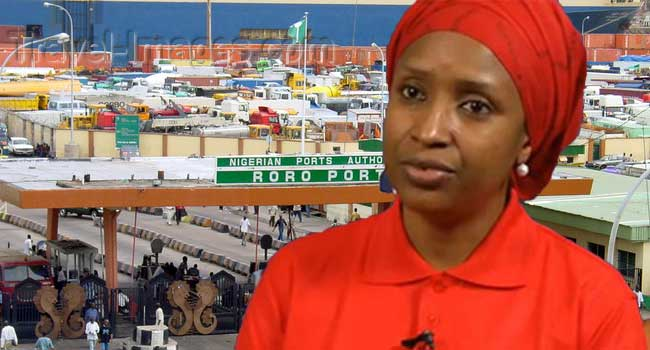NPA will not be drag to choice of a particular port for Importers– Hadiza