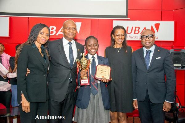 Samuella Sam-Orlu Emerges Winner of 2017 UBA Foundation National Essay Competition