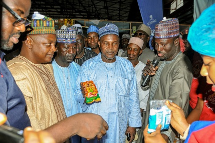 Dangote is pride of black race-Kano Gov