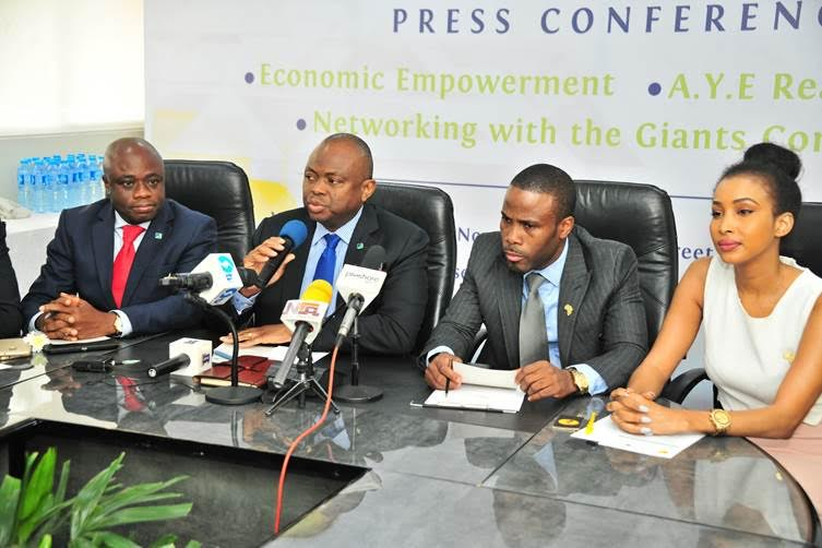 Youth Empowerment: Fidelity Bank Partners Africa's Young Entrepreneurs (A.Y.E)