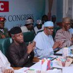 APC NEC meeting: Govs' bid to get automatic 2019 ticket for Buhari fails