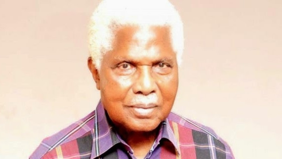 Ekwueme collapses at home, admitted in Enugu hospital
