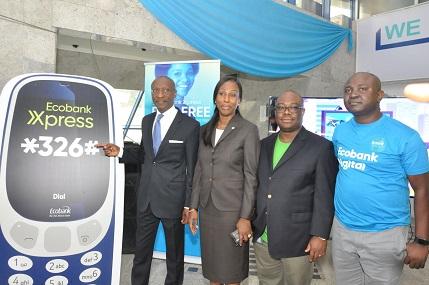 Ecobank Nigeria Unveils Xpress Account