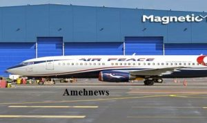 Air Peace takes delivery of additional B737 aircraft
