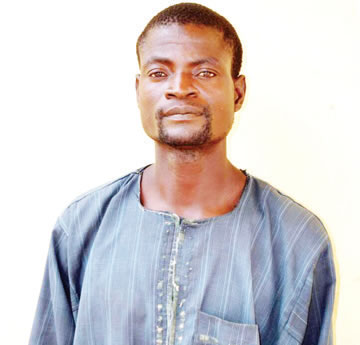 Man arrested for allegedly hacking wife to death