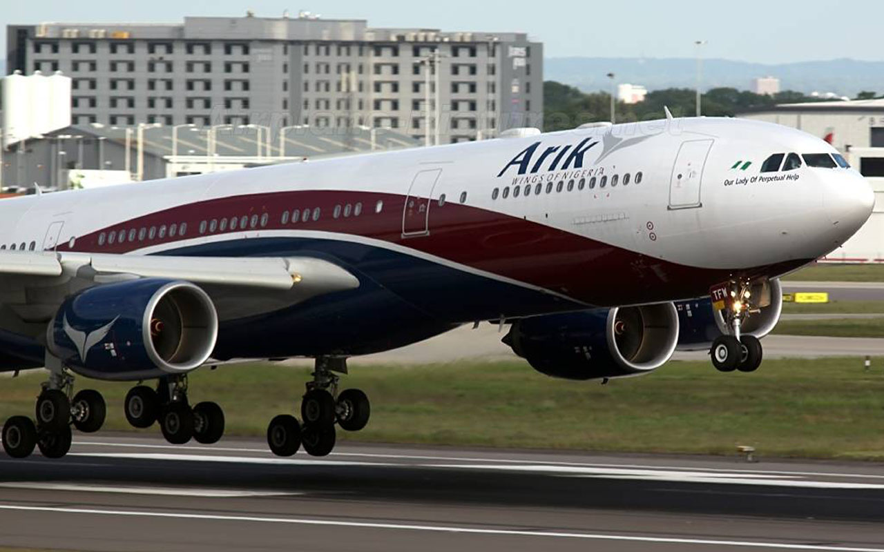 FG discusses Arik's London route return with UK