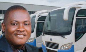 Breaking: EFCC arrests Innoson Motors' boss Innocent Chukwuma