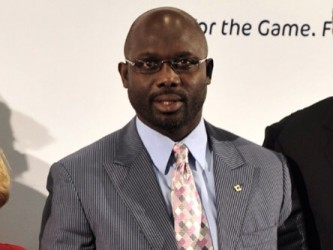 BREAKING: George Weah wins Liberia's presidential election