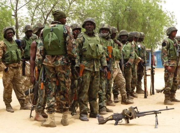 Boko Haram: What Army did to Boko Haram members, their weapons