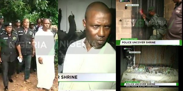 Suspected Badoo kingpin petitions Osinbajo, IG, NASS, others