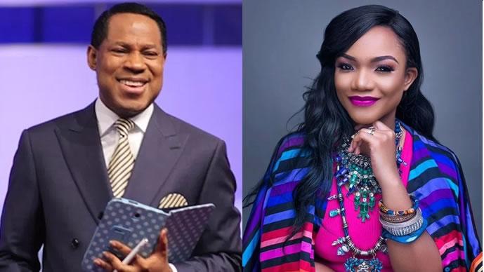 Pastor Oyakhilome gives gospel singer, Ada Ehi, new SUV
