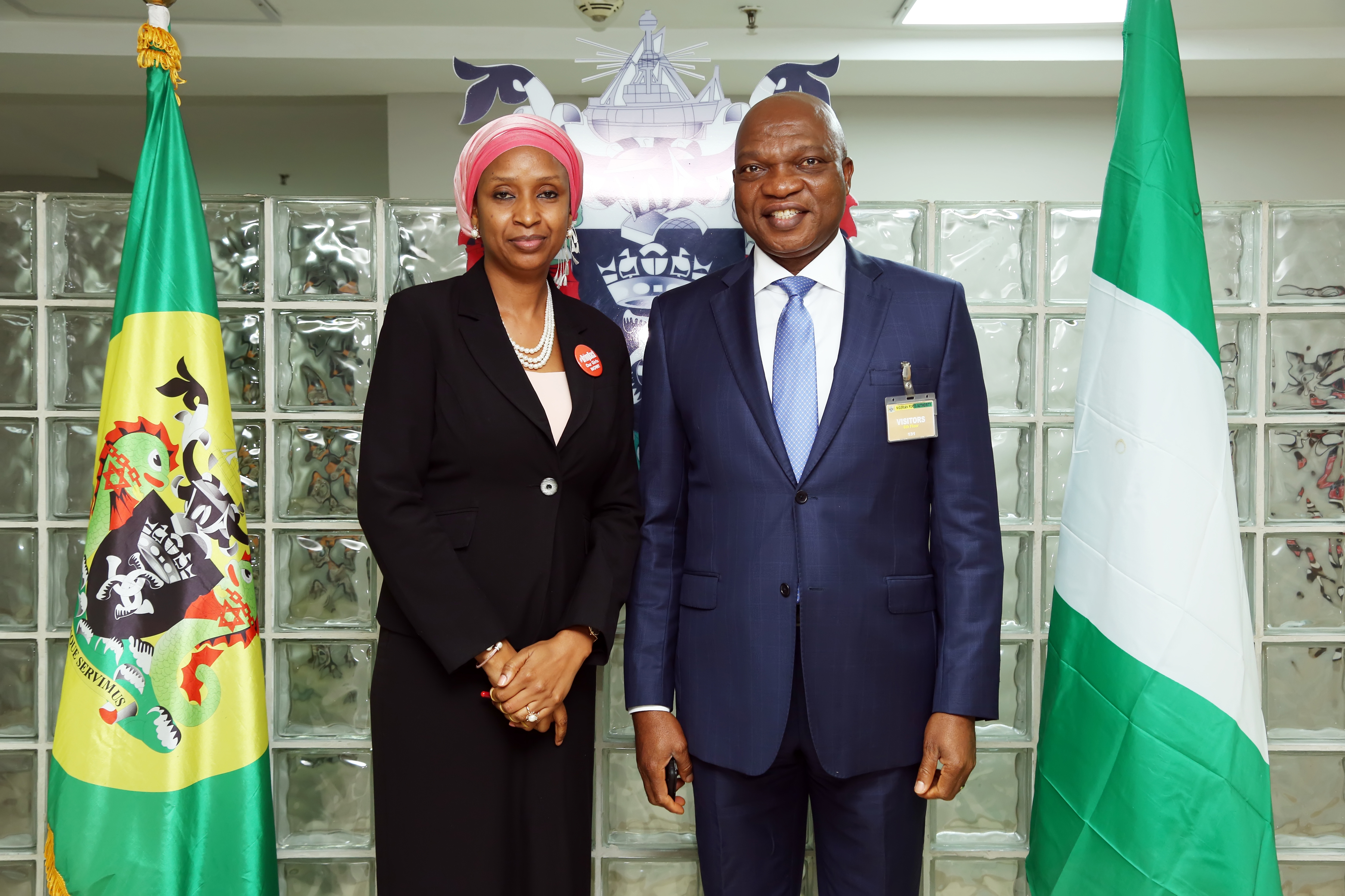 The Nigerian Ports Authority Plans synergy withthe Royal Dutch Shellaimed at the improvement of operational and efficiency