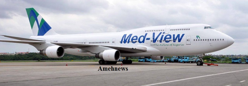 MED-VIEW SAYS ITS OPERATION WAS BEING SABOTAGED IN EUROPE RESCHEDULES FLIGHT