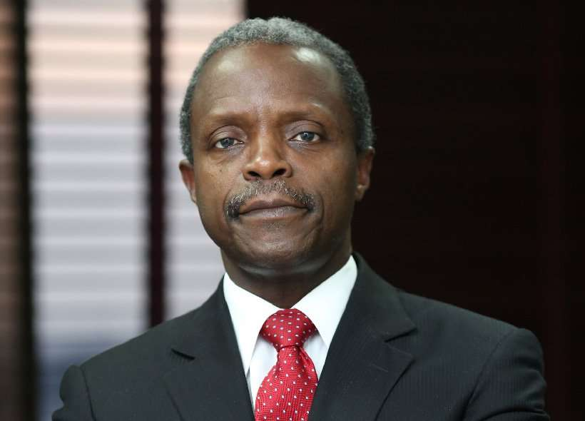 Power situation'll be better in couple of years — Osinbajo