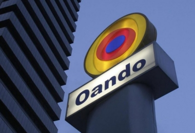 Oando grows oil production by 15% in six months