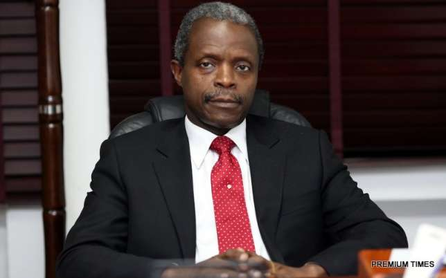 Osinbajo chairs first economic management meeting of 2018