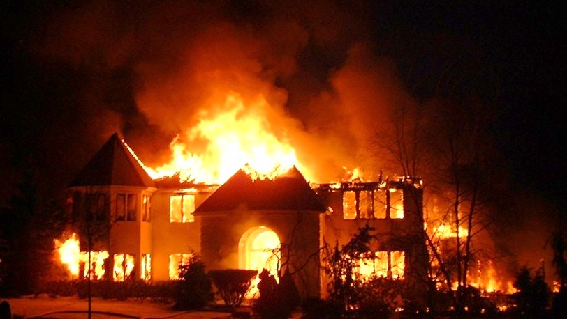 Seven siblings aged between five and 13 die in house fire