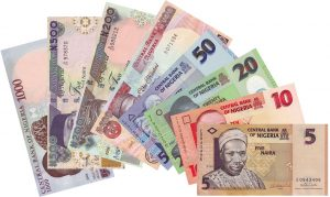 Naira drops to 363/dollar