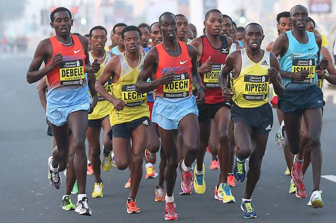 Access Bank Lagos city marathon: Kenya, Ethiopia Ruin Nigeria hopes