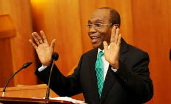 Emefiele says Shell banks are money laundering tools