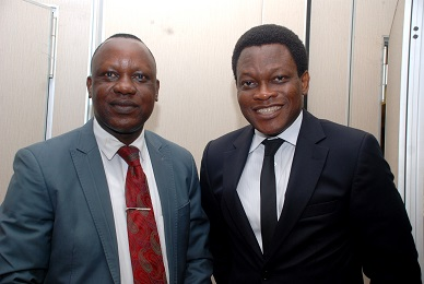 Callistus Okoruwa, Lekan Ishola Become IMC Fellow