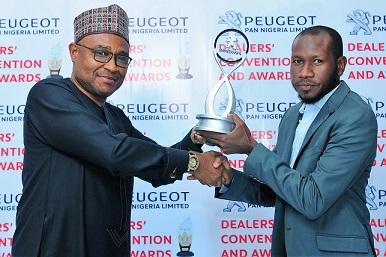 Kuru, AMCON MD Urges Nigerians To Patronise Peugeot Cars
