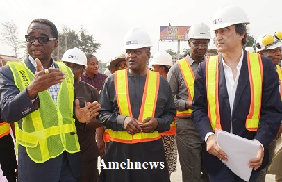 N20 BILLION DAILY LOSS: DANGOTE ASSURES ON TIMELY COMPLETION OF APAPA ROAD