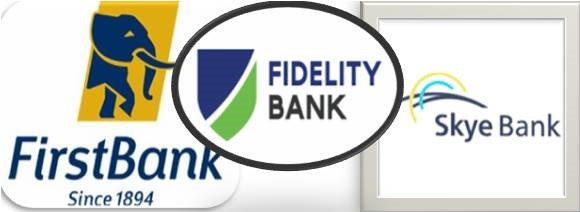 FBN Holdings, Fidelity Bank and Skye Bank by volume accounted for 567.824 mn shares worth N3.456 bn