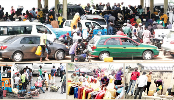 Petrol queues may not disappear soon, says Kachikwu