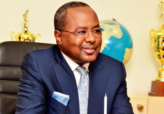 Suspended SEC DG, Gwarzo, allegedly paid N1.7bn to workers without approval