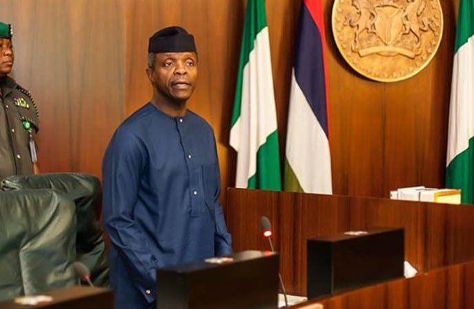 Osinbajo, governors meet over herdsmen's killings
