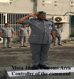 Apapa Customs Collects N31bn revenuewithin January 2018