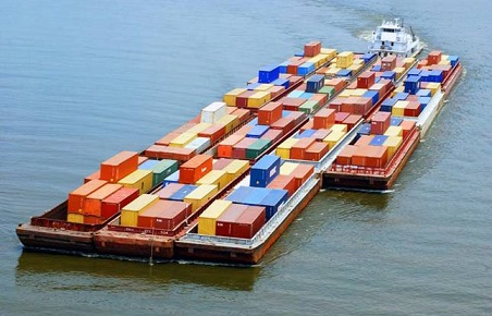 NPA Starts withover 31 containers of agricultural produce for exportation at Ikorodu terminal