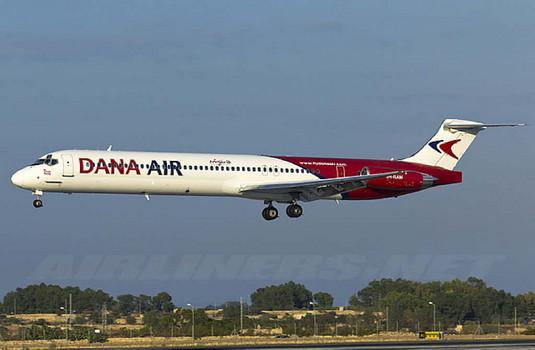 49 passengers escape death as Dana airplane overshoots runway at Port Harcourt