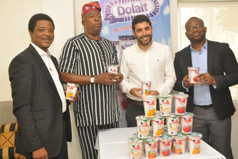 Dolait Yoghurt debuts Nigerian market