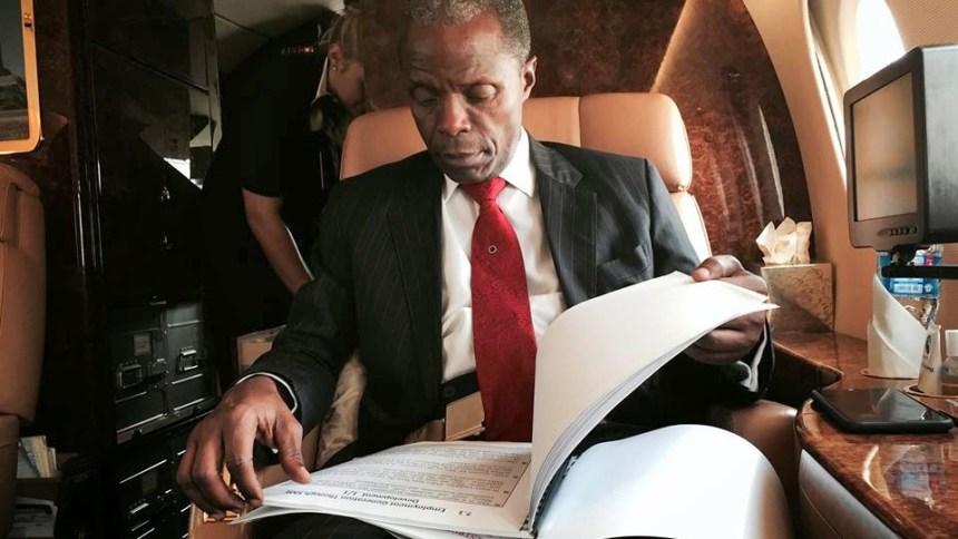 Buhari not shielding killer herdsmen – Osinbajo