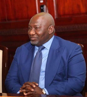 ABUJA HIGH COURT QUASHES EFCC'S DECLARATION OF BENEDICT PETERS AS 'WANTED'