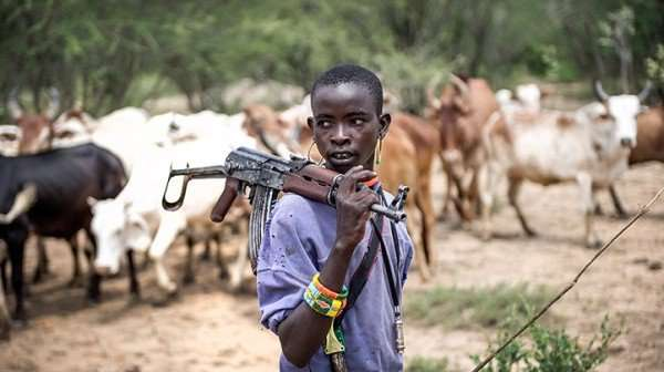 "In Kogi State ""About 500 herdsmen"" invaded villages kill 32 people"