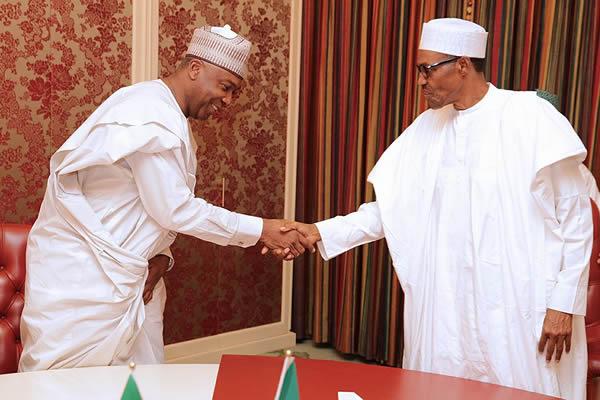Elections sequence: Pro-Buhari, pro-Saraki senators spoil for war