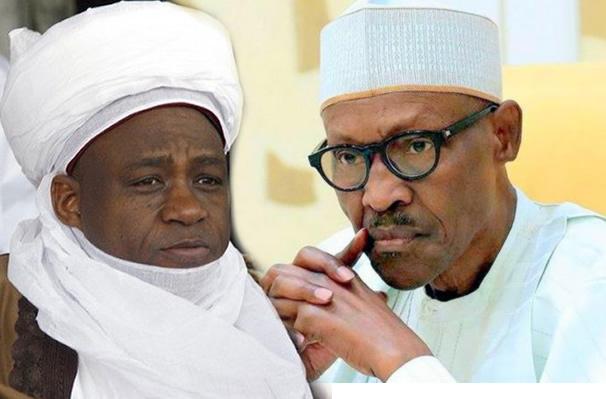 Wake up to your responsibility, Sultan-led JNI tells Buhari