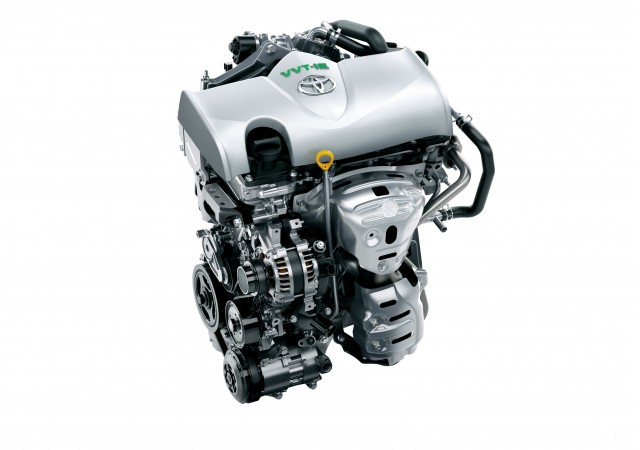 Toyota introduces new engine, improves fuel efficiency