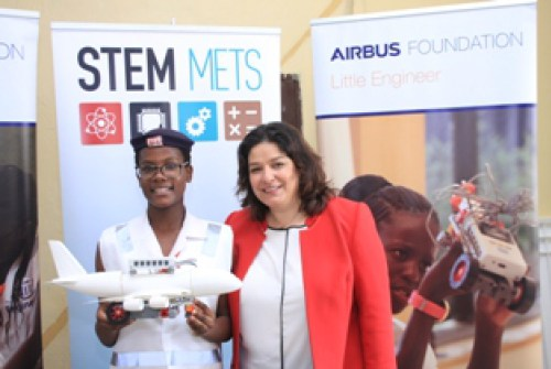 Airbus trains 1,000 Nigerian youths in aircraft manufacturing