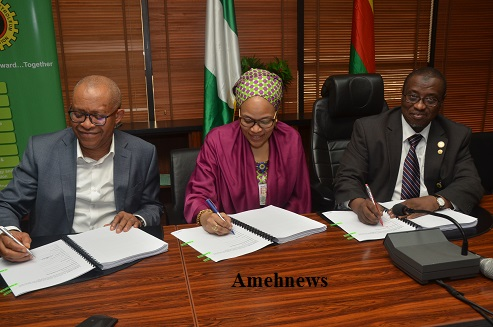NNPC Signs Contract Agreements for 614km AKK Project