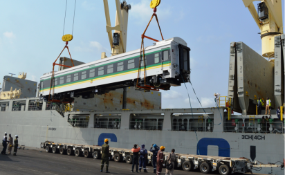 Nigerian Shippers Council awaits 20 coaches at Kaduna inland dry port