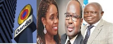 Oando Controversy: Adeosun tells Dr Zubair SEC Acting Director-General you fumble, to go
