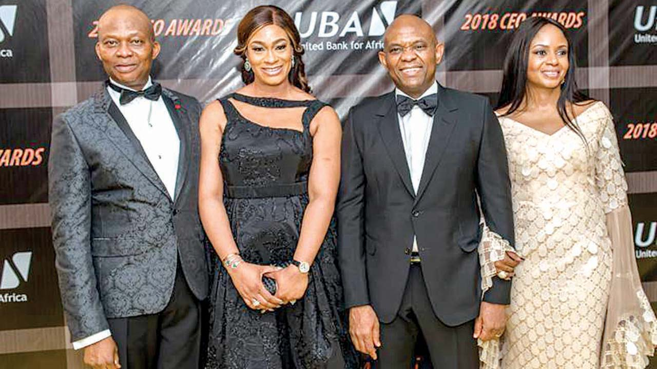 UBA holds CEO awards, rewards outstanding staff