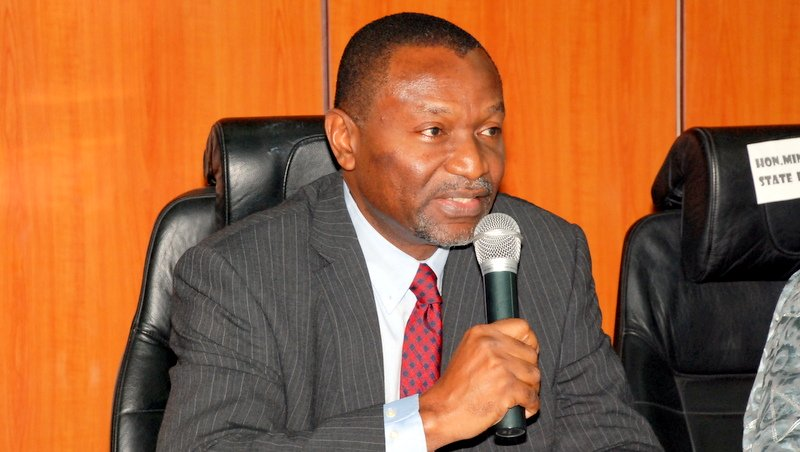 N460bn released from 2018 Budget for capital expenditure –Udoma