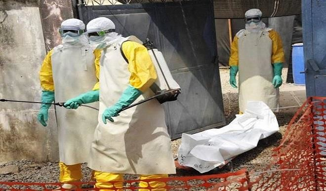 Ebola outbreak has spread to DR Congo city, WHO says