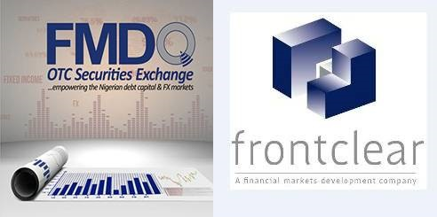 FMDQ Clear Limited Partners Frontclear for first-class clearing structure in Nigeria